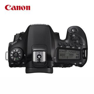 Canon 佳能 EOS 90D APS-C画幅 单反相机 单机身