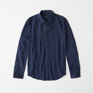 Abercrombie&Fitch 300926-1 AF 男装潮流周末款衬衫