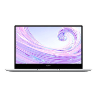 HUAWEI 华为 MateBook D 14英寸笔记本电脑(i5-10210U、16GB、512GB、MX250)