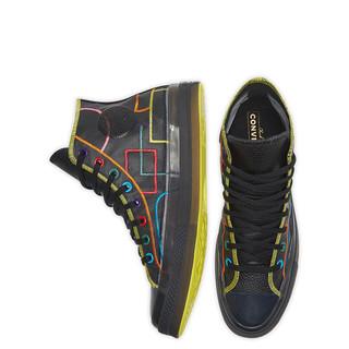 CONVERSE 匡威 Chuck 70 Regional Create 中性休闲运动鞋 167330C 黑色 35