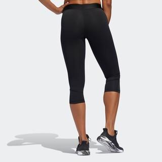 adidas 阿迪达斯 D2M HR 34 CO 3 DW9928 女款训练紧身裤