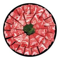 京东PLUS会员、限地区: 祁连牧歌 国产谷饲肥牛卷 500g