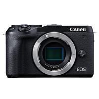 百亿补贴:Canon 佳能 EOS M6 Mark II 无反相机 拆单机