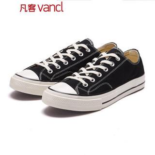 VANCL 凡客诚品1094363 女士复古运动透气帆布鞋