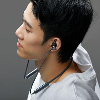 JBL 杰宝 T280NC 无线蓝牙降噪耳机 寒光灰 颈挂式