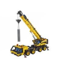 LEGO乐高 机械组42108移动式起重机