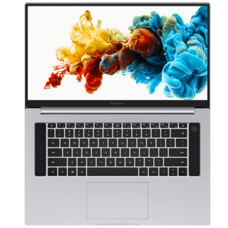 HONOR 荣耀 MagicBook Pro 2019 16.1英寸笔记本电脑 R5-3550H 16GB+512GB SSD 集显 Radeon Vega 8 100%sRGB 魅海星蓝
