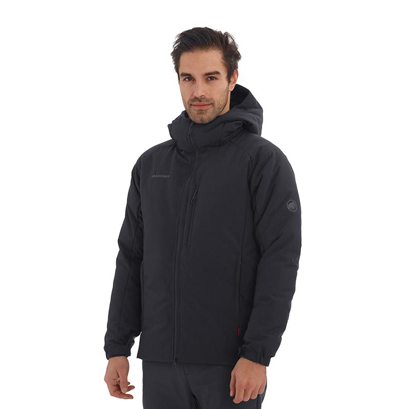 MAMMUT 猛犸象 男士冬季 1013-01330 男子750蓬羽绒服 黑色 S