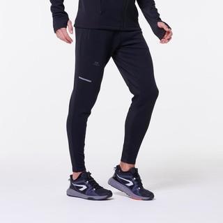 DECATHLON 迪卡侬 男士运动裤 307626-8551888 黑色 L