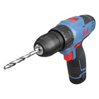 东成锂电钻WJZ1201TD充电式手电钻电动螺丝刀多功能电钻套装家用工具箱