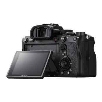 SONY 索尼 Alpha系列 Alpha 7R IV 全画幅微单数码相机 单头套机 SEL70200GM 70-200mm F2.8 黑色