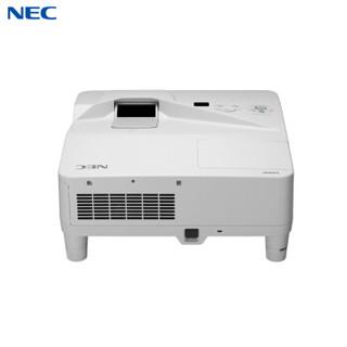 NEC NP-CU4200X 投影仪 投影机 商用 办公(3600流明 含100英寸4:3电动幕布 免费上门安装)