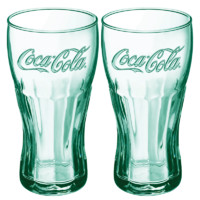 LIBBEY 利比 可口可乐玻璃杯 495ml 2只装