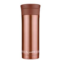 艾蒙多Elmundo保温杯时尚水杯带滤网茶杯商务便携车载水杯ELMK-5 红色 RD 500ML