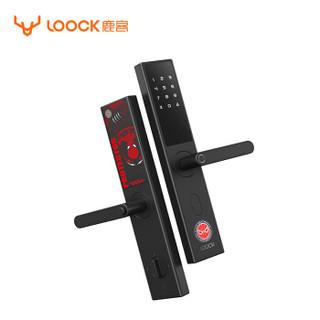 鹿客(LOOCK)蜘蛛侠限量定制款智能锁指纹锁密码锁电子锁
