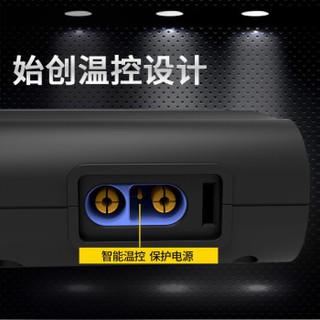 卡儿酷(CARKU)汽车应急启动电源12V车载多功能启动搭电宝汽车备用充电宝移动电源 X7黑红标准版10000毫安+加粗电瓶夹
