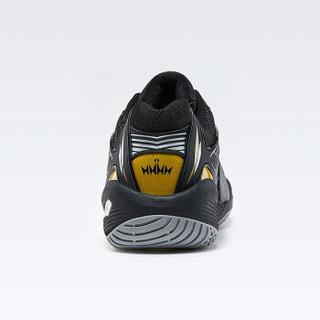 川崎 羽毛球鞋男鞋女鞋专业高端轻透气防滑耐磨减震包裹性好运动鞋k-522 41码