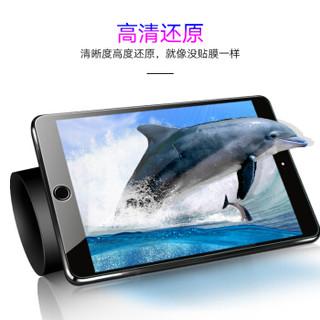 梵帝西诺 2019年新款iPad钢化膜 苹果平板电脑屏幕贴膜高清防刮花防指纹保护膜10.2英寸 3倍高清增强
