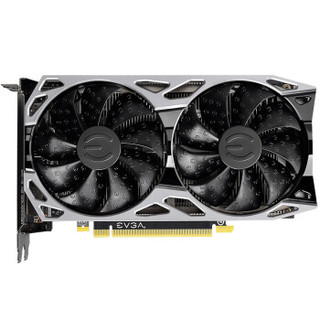 EVGA GeForce GTX 1660 SC Ultra GAMING 6G显存 1830MHz 8000MHz游戏显卡