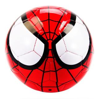 漫威(MARVEL)儿童皮球2号3号足球蜘蛛侠类玩具幼儿园耐磨软皮PU男孩女孩拍拍球DAB30353-S