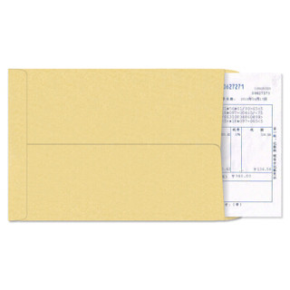 惠朗(huilang)0857增值税发票专用信封 增票信封50张/包