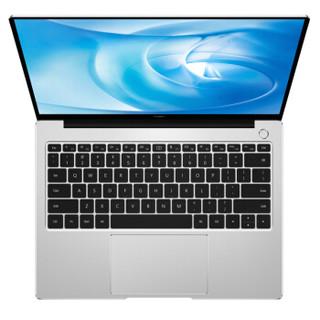 HUAWEI 华为 MateBook 14 2020款 锐龙版 14英寸 笔记本电脑 (皓月银、锐龙R5-4600H、16GB、512GB SSD、核显)