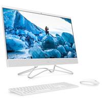 惠普(HP官网)小欧 23.8英寸IPS窄边框一体机电脑(i3-8130U 4G 1TB 2G独显 WiFi蓝牙 三年上门)