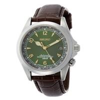 SEIKO 精工 Alpinist系列 SARB017 男士机械腕表