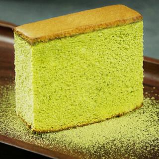 香当当 长崎蛋糕抹茶味500g整箱 早餐美食糕点休闲零食品小吃网红面包