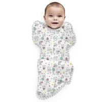 京东PLUS会员 : Love to dream澳洲品牌婴儿防惊跳睡袋 新生儿投降式宝宝防踢被襁褓 猪年贺岁款(轻薄款) L码:13-20斤