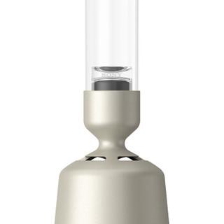 SONY 索尼 LSPX-S2 晶雅音管 无线蓝牙音箱 银色