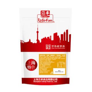 lifefun/立丰 中华老字号 休闲零食 肉干肉脯  蟹黄肉松儿童肉酥150g