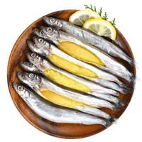 我爱渔 冷冻冰岛多春鱼450g 16-20条 *11件