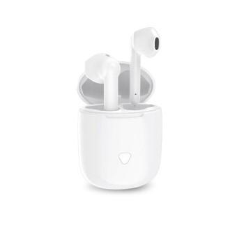 SoundPEATS trueair StrueaAir 真无线蓝牙耳机 半入耳式 白色