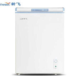 新飞(Frestec) 109升家用冰柜 冷藏冷冻转换柜 小型迷你冷柜 节能单温 BC/BD-109DKA