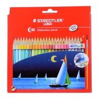 STAEDTLER 施德楼 水溶性彩色铅笔 48色
