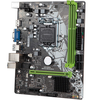 MAXSUN 铭瑄 MS-挑战者 H310CM-V3H R2.0 主板 M-ATX(紧凑型) H310