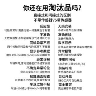 凯佑 CAREUD 北京现代领动名图索纳塔九9途胜胎压监测OBD无线原厂仪表显示内置检测器