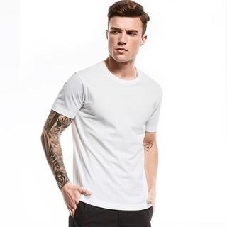 Baleno 班尼路 88502215 男士短袖T恤 白色 XXXL碼