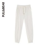 PULL&BEAR 09670301 女士休闲裤