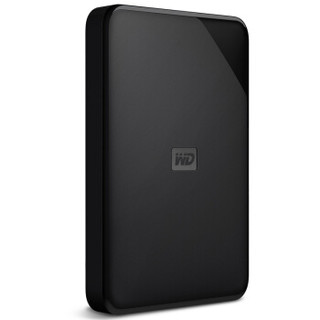 Western Digital 西部数据 Elements 新元素系列 Elements SE 2.5英寸 USB移动机械硬盘 USB3.0 5TB