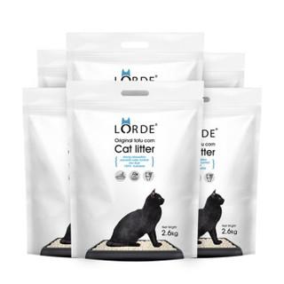 LORDE 里兜 豆腐猫砂 6Lx6袋 15.6kg