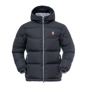 BLACK ICE 黑冰 男士戶外羽絨衣 F8509 黑色 L