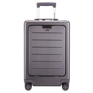 Diplomat 外交官  双杆万向轮拉杆箱旅行箱登机箱 TC-9152 灰色 20英寸