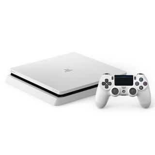 索尼(SONY)PS4 Slim 500G游戏机 PlayStation 4《西游记之大圣归来》游戏套装(白色)