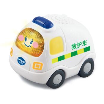 VTech 伟易达 神奇轨道车系列 80-119718 神奇轨道车救护车