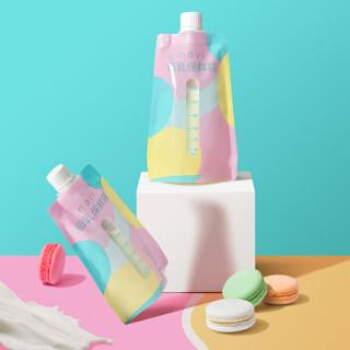 新贝 连接吸奶器母乳储奶袋 存奶袋奶水储存袋母乳保鲜袋瓶200ml30片9119