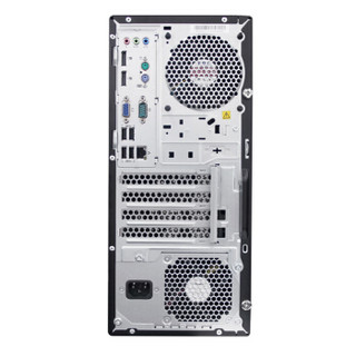 Lenovo 联想 ThinkStation P318 21.5英寸台式机 酷睿i3-7100 4GB 1TB HDD