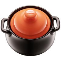 苏泊尔 SUPOR 砂锅汤锅炖锅4.5L新陶养生煲惠系列陶瓷煲EB45MAT01