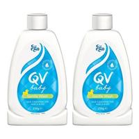 QV婴儿温和洁肤润露250g(小黄鸭洗护二合一)